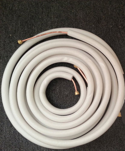 "17' long Copper Line set 3/8"" and 5/8"" for 18K, 24K and 36K BTU"